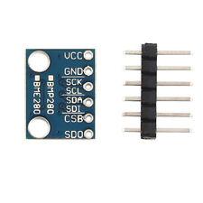 Blue Digital Barometric Pressure Sensor Board Swap I2C/SPI BMP280 3.3V ASS