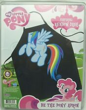 Apron - My Little Pony - Rainbow Dash Character New Licensed Toys 38643