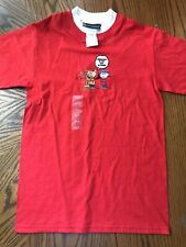 PEANUTS COLLECTION VINTAGE SNOOPY T-SHIRT CHARLIE 90s CHRISTMAS RARE COLLECTION!