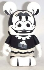 Disney Classic Collection Vinylmation ( Clarabelle ) Black & White