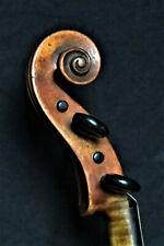 "-- Sehr alte 4/4 Geige lab.""JANUARIUS GAGLIANO NEAP. 1770"" - Very old violin --"
