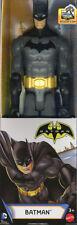 "DC Comics 12"" Batman Action Figure (Black Costume)"