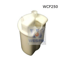 WESFIL FUEL FILTER FOR Hyundai Santa Fe 2.7L V6 2006 05/06-2009 WCF250
