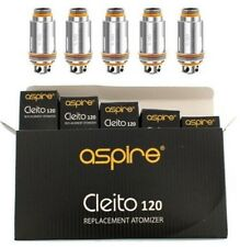 ASPIRE CLEITO 120 Coils | 0.16ohm | 100% Authentic | Clieto 120 | SHIPS SAME DAY