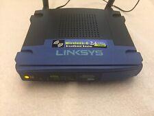 LINKSYS BROADBAND WIRELESS ROUTER WRT54GL 2.4Ghz