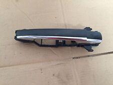 MERCEDES BENZ E55 AMG W210 FRONT RIGHT PASSENGER SIDE EXTERIOR DOOR HANDLE BLACK