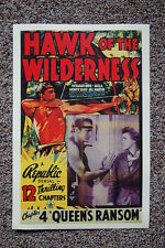 Hawk of the Wilderness Lobby Card Movie Poster Queens Ransom