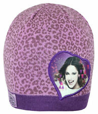 Accessoires Bonnet violet en acrylique pour fille de 2 à 16 ans