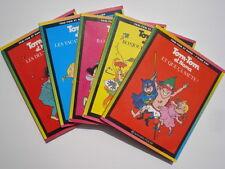 "LOT de 11 livres ""TOM TOM ET NANA"" Bayard Poche"