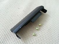 [NEW] Dell Latitude E6320 Laptop HDD Hard Drive /Disk Caddy Cover with Screws