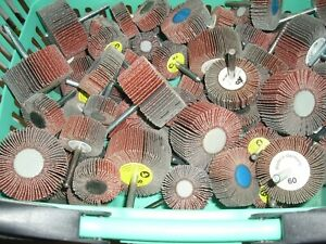 1kg Fächerschleifer Lamellenschleifer Fächerscheiben Metall Holz Kunststoff