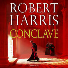 ROBERT HARRIS--CONCLAVE--7 CD AUDIO BOOK  BRAND  NEW SEALED