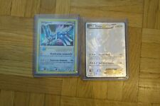 Cartes Pokemon Ex Dialga Full Metal & Dialga Niveau 63