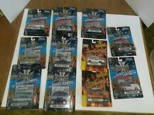 Lot Of 11 JESSE JAMES WEST COAST CHOPPERS MUSCLE MACHINES