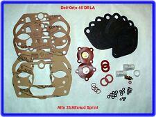 Dellorto 40 DRLA,Doppelvergaser,Vergaser,Carbs,Rep.Kit