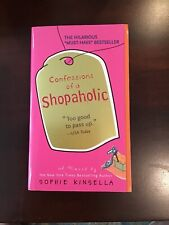 Confessions Of A Shopaholic A Novel By Sophie Kinsella  Paperback 2003