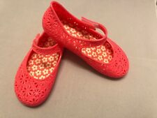 Children Sandals Shoes Mary Jane Coral