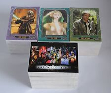 MASSIVE 350 CARD STAR WARS GALACTIC FILES 2 SET - VERY DIFFICULT TO COMPLETE