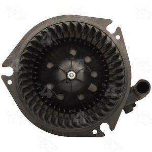 For Chevrolet Suburban GMC Yukon XL Rear HVAC Blower Motor Four Seasons 75789