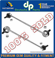 FRONT ANTI ROLL Sway Stabilizer Bar Link LEFT + RIGHT SET 2 for BMW E38 740i