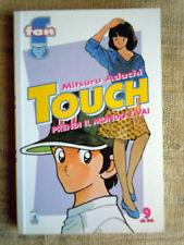 Mitsuru Adachi  Fan Touch n° 9 star comics