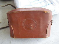 Vintage Leather Kodak Camera Case