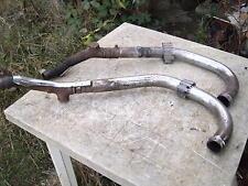 yamaha vmax v-max vmx1200 front down pipes exhaust header clamps   box 114