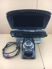 BMW 5 6 Series E60 E61 E63 E64 CIC Sat Nav Professional Navigation Set
