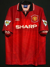 1994-96 Manchester United Home Shirt Giggs #11 All Sizes By Umbro