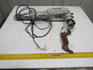 Panasonic VR-006 YA-1 Manipulator Robot Welder Wrist Assembly