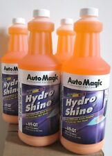 LOT of 4 QUICK DETAIL HYDRO SHINE® by Auto Magic - AWESOME GLOSS, 4 quarts