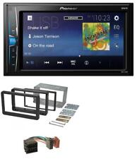 Pioneer 2DIN MP3 USB AUX Autoradio für Alfa Romeo 159 Spider Brera ab 05 Navi