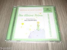 CD Der kleine Prinz DGG Literarisches Archiv