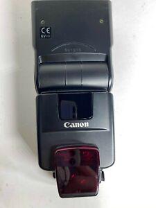 Canon Speedlite 550EX Flash for all EOS SLR Cameras