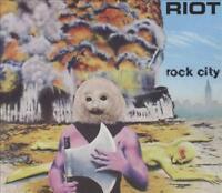 RIOT - ROCK CITY [DIGIPAK] NEW CD