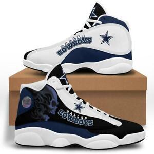 Dallas Cowboys Football NFL Air Jordan 13 Shoes U93A86