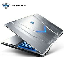 "Machenike F117-F6K 15.6"" Gaming Laptop GTX1060 i7-7700HQ 1TB HDD 8GB/256 SSD"