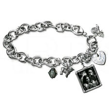 Highly Collectable Twilight Jewellery Charm Bracelet - Edward & Bella Version