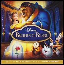 BEAUTY & THE BEAST - Walt Disney SOUNDTRACK CD w/BONUS Track ~ CELINE DION *NEW*