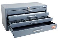 Huot 4 Drawer Master Drill Dispenser Holds Fractional Number Amp Letter Sizes Usa