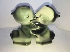 Vintage Bendel LOVE BUG Hugging/Interlocking Salt and Pepper Shaker Set