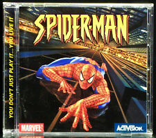 Marvel's Spider-Man (PC, 2002 Activision) You Don't Just Play It, You Live It!