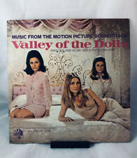 Valley Of The Dolls Movie Soundtrack Vinyl Record Lp Cheesecake Johnny Williams