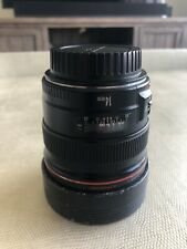 Canon EF 14mm f/2.8 L USM Lens / Great Working Condition / Very Well Cared