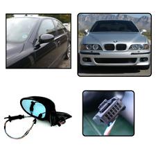 2 RETROVISEUR LOOK M5 ELECTRIQUE POUR BMW SERIE 5 E39 DE 1995 A 2003