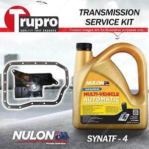 SYNATF Transmission Oil + Filter Kit for Toyota Aurion GSV 40 50 Tarago GSR50