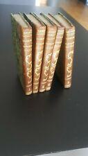 Choderlos de Laclos - Les Liaisons Dangereuses 1808 5/5 volumes complet
