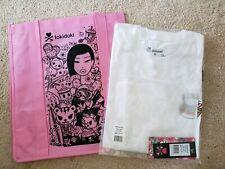 SDCC 2019 Tokidoki x Hello Kitty Men Shirt and Reuseable Bag
