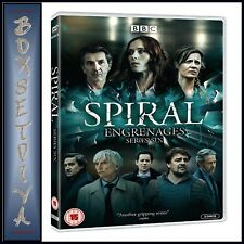 Spiral Complete Series 6 - Sixth Season DVD