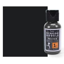Pintura Modelos de misión-Negro Imprimación Acrílica Acrílico Pinturas Modelo 30ml